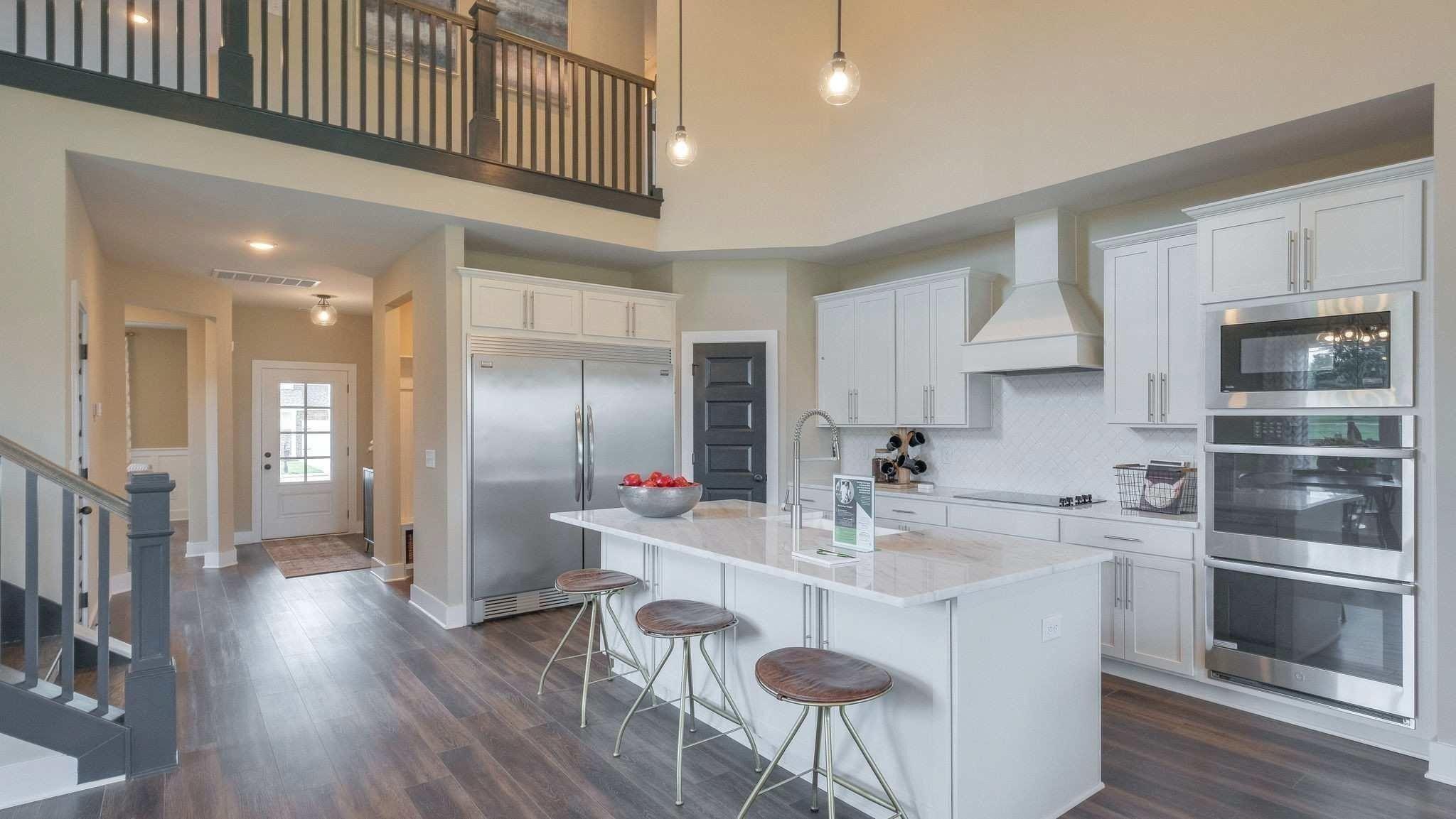 Kitchen featured in The Ridgeport B with 3-Car Garage By Davidson Homes LLC in Nashville, TN