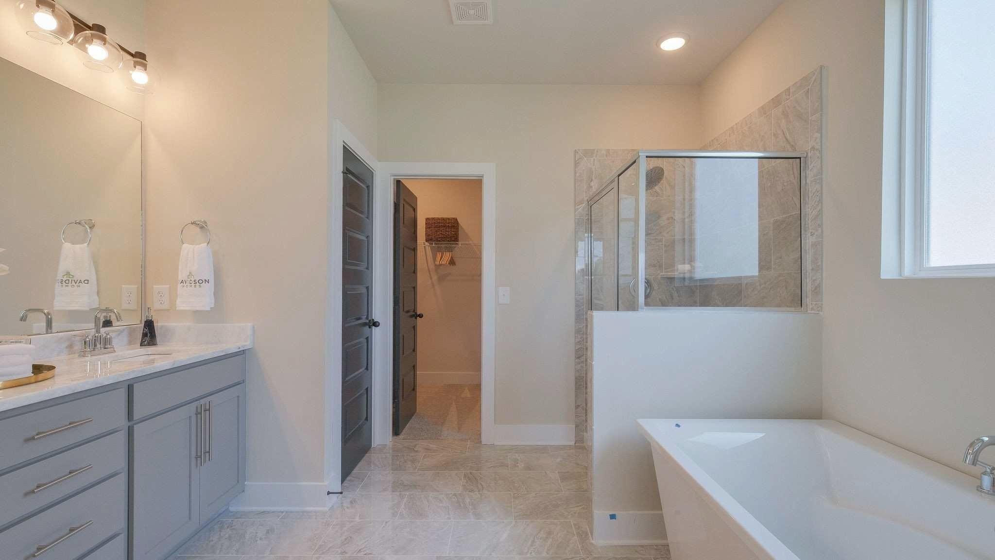 Bathroom featured in The Ridgeport B with 3-Car Garage By Davidson Homes LLC in Nashville, TN