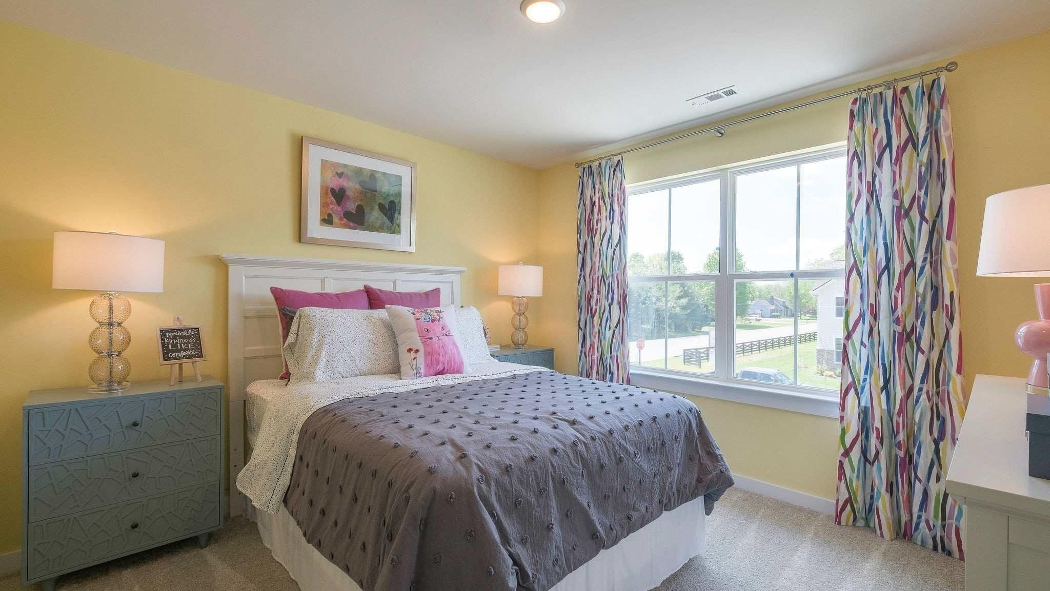 Bedroom featured in The Ridgeport B with 3-Car Garage By Davidson Homes LLC in Nashville, TN