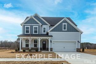 The Hickory B - Adams Vineyards: Willow Spring, North Carolina - Davidson Homes LLC