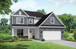 The Ash C - North Creek Meadows: Middlesex, North Carolina - Davidson Homes LLC