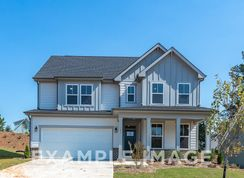 The Chestnut B - North Creek Meadows: Middlesex, North Carolina - Davidson Homes LLC