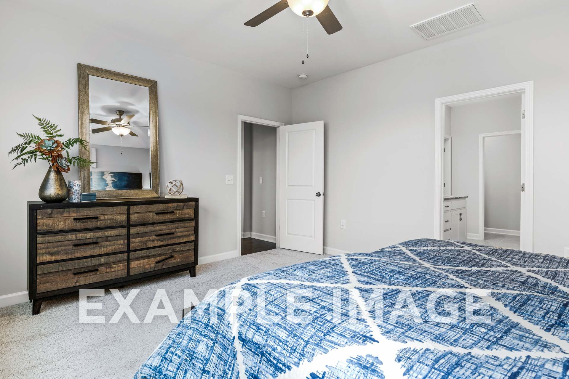 Bedroom featured in The Birch C By Davidson Homes LLC in Raleigh-Durham-Chapel Hill, NC