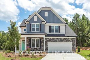 The Elm B - Sierra Heights: Clayton, North Carolina - Davidson Homes LLC