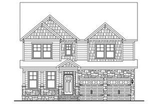 The Chestnut D - Glenmere: Knightdale, North Carolina - Davidson Homes LLC