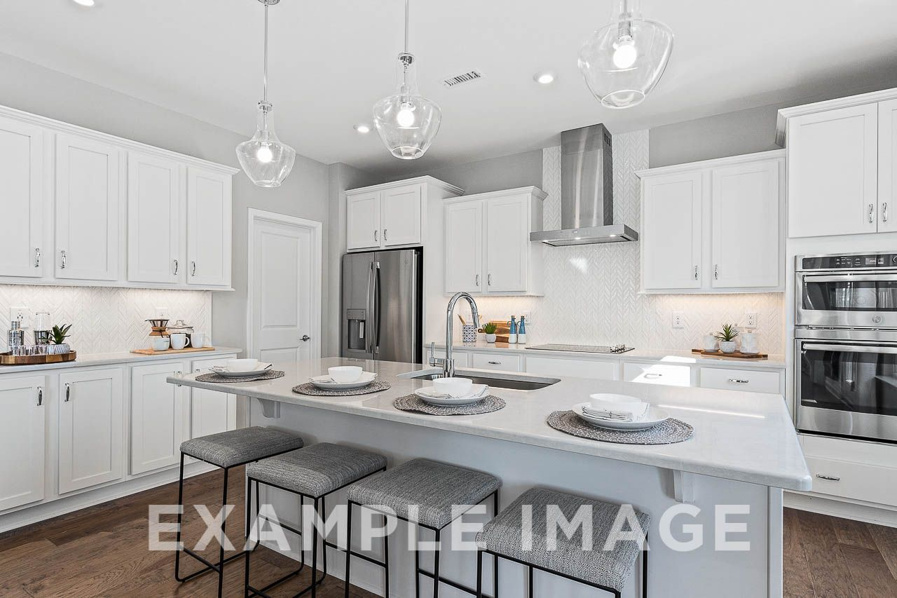 Kitchen featured in The Hemlock E By Davidson Homes LLC in Raleigh-Durham-Chapel Hill, NC
