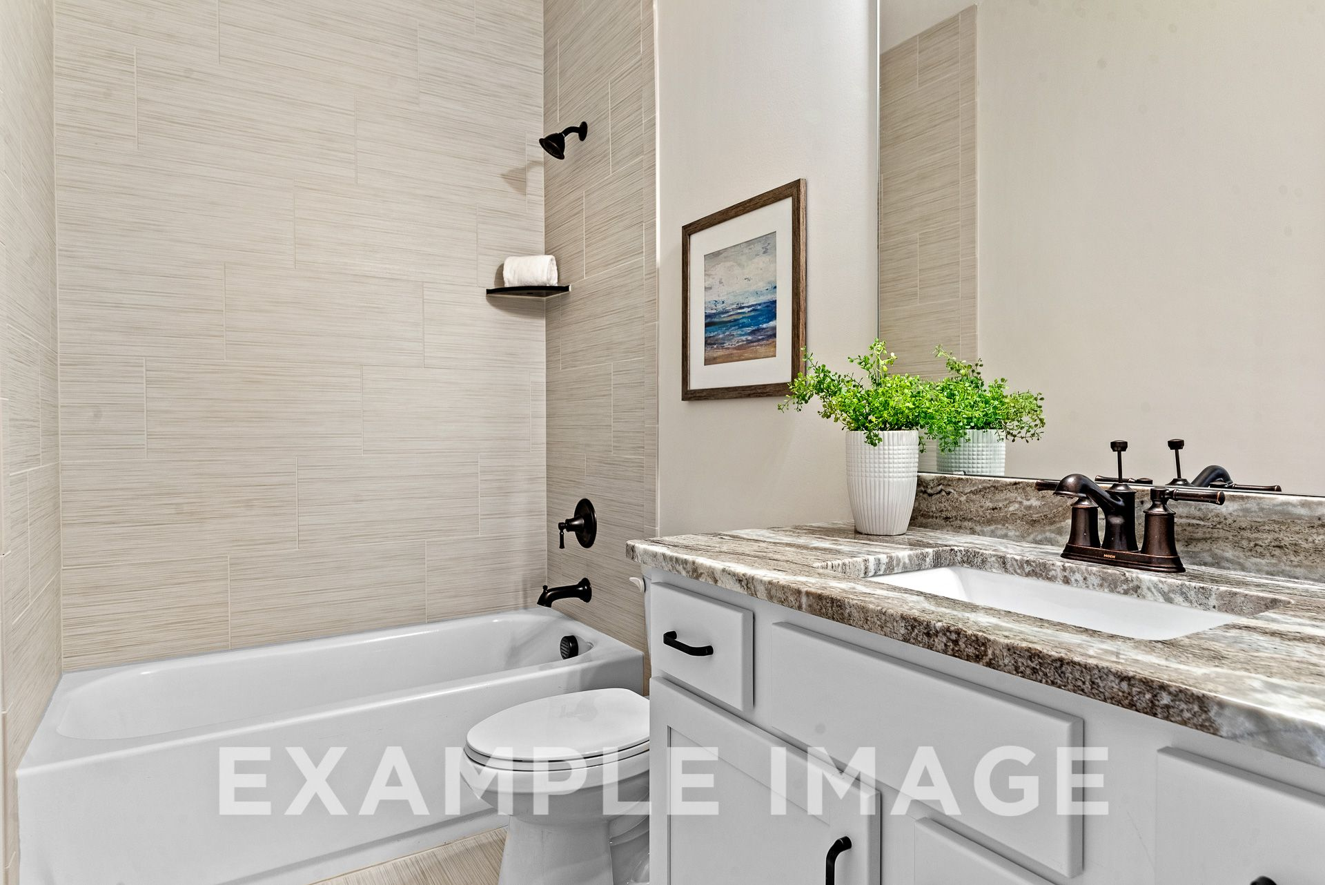 Bathroom featured in The Birch E By Davidson Homes LLC in Raleigh-Durham-Chapel Hill, NC