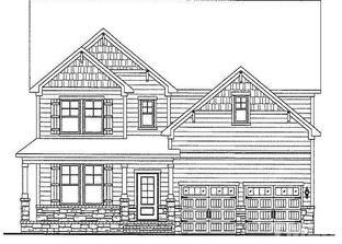 The Hickory D - Glenmere: Knightdale, North Carolina - Davidson Homes LLC
