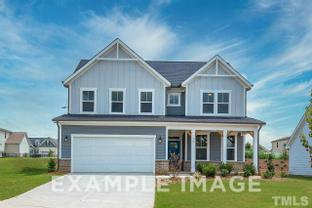 The Willow B - Beverly Place: Four Oaks, North Carolina - Davidson Homes LLC