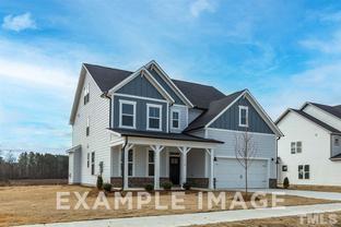 The Hickory B - Beverly Place: Four Oaks, North Carolina - Davidson Homes LLC