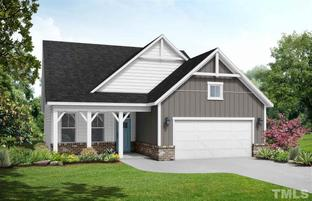 The Maple B - Highland Forest: Fuquay Varina, North Carolina - Davidson Homes LLC