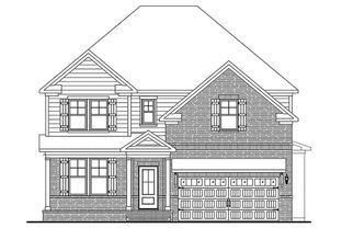 The Hemlock F - Glenmere: Knightdale, North Carolina - Davidson Homes LLC