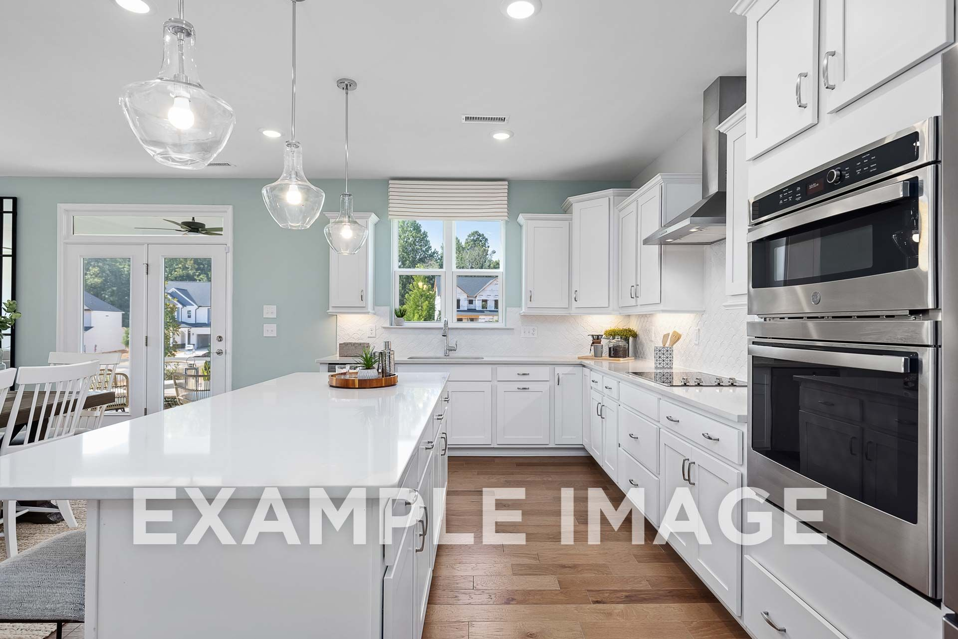 Kitchen featured in The Hickory D By Davidson Homes LLC in Raleigh-Durham-Chapel Hill, NC