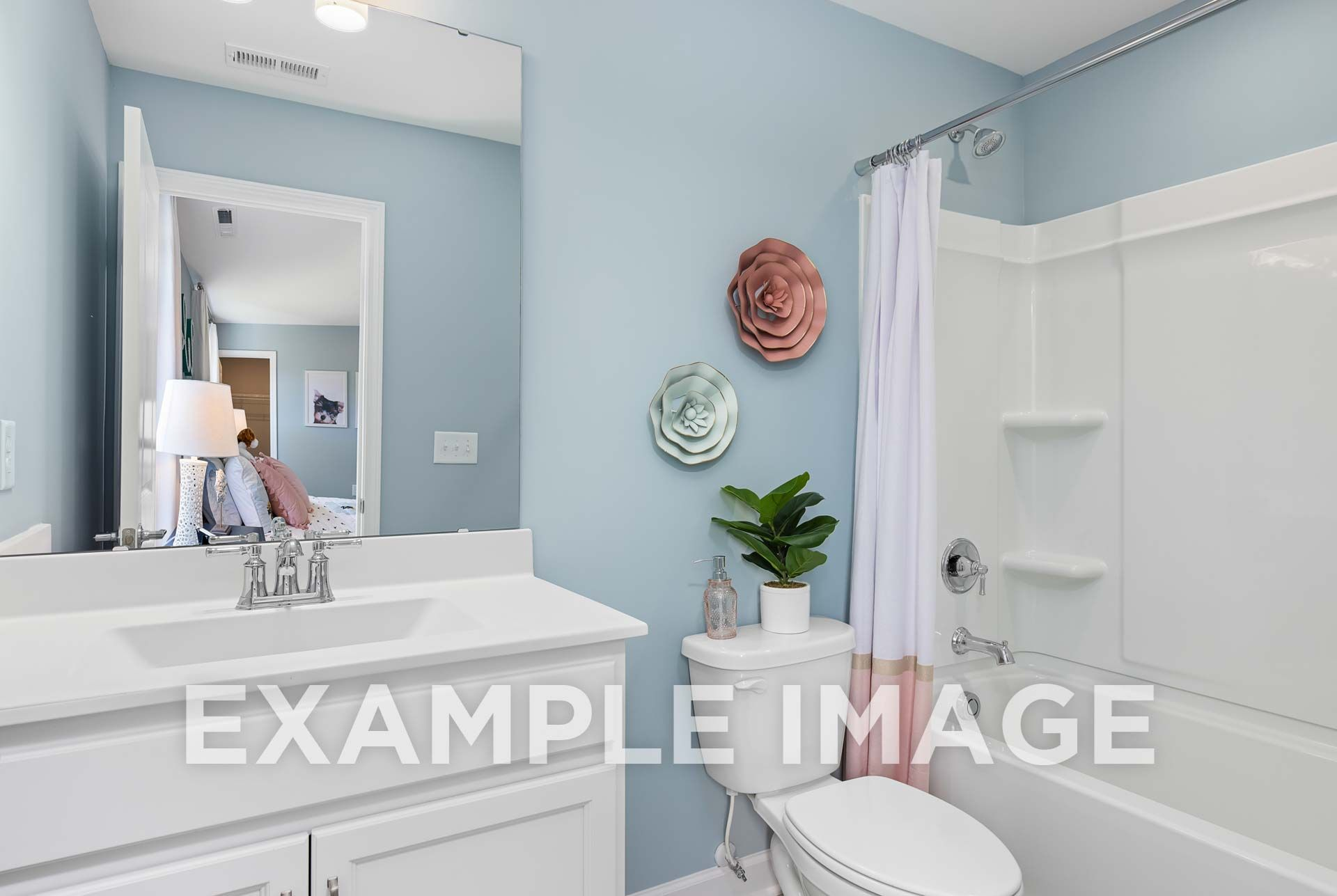 Bathroom featured in The Hickory F By Davidson Homes LLC in Raleigh-Durham-Chapel Hill, NC
