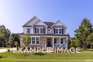 The Willow B - Sierra Heights: Clayton, North Carolina - Davidson Homes LLC