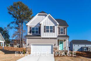The Oak C - North Creek Meadows: Middlesex, North Carolina - Davidson Homes LLC