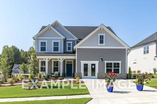 The Hickory C - Weatherford East: Angier, North Carolina - Davidson Homes LLC