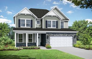The Willow D - Sierra Heights: Clayton, North Carolina - Davidson Homes LLC