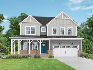 The Willow E - Weatherford East: Angier, North Carolina - Davidson Homes LLC