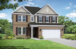 The Willow C - Weatherford East: Angier, North Carolina - Davidson Homes LLC
