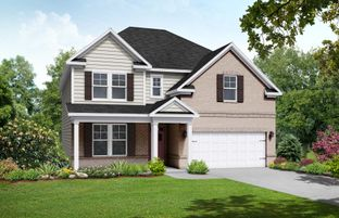 The Hemlock C - Highland Forest: Fuquay Varina, North Carolina - Davidson Homes LLC