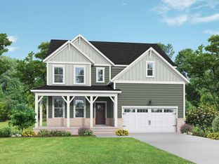 The Hickory E - Glenmere: Knightdale, North Carolina - Davidson Homes LLC