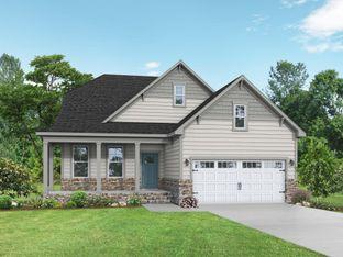 The Birch D - Glenmere: Knightdale, North Carolina - Davidson Homes LLC