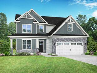 The Ash E - Glenmere: Knightdale, North Carolina - Davidson Homes LLC