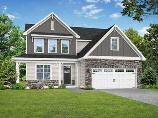 The Ash D - Glenmere: Knightdale, North Carolina - Davidson Homes LLC