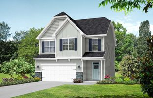 The Oak C - Highland Forest: Fuquay Varina, North Carolina - Davidson Homes LLC