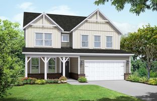 The Willow B - Highland Forest: Fuquay Varina, North Carolina - Davidson Homes LLC