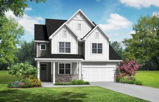 The Elm B - Highland Forest: Fuquay Varina, North Carolina - Davidson Homes LLC