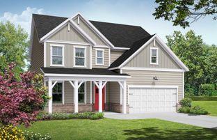 The Hickory B - Highland Forest: Fuquay Varina, North Carolina - Davidson Homes LLC