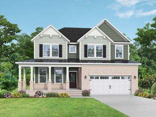 The Willow G - Glenmere: Knightdale, North Carolina - Davidson Homes LLC