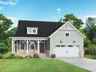The Birch E - Glenmere: Knightdale, North Carolina - Davidson Homes LLC