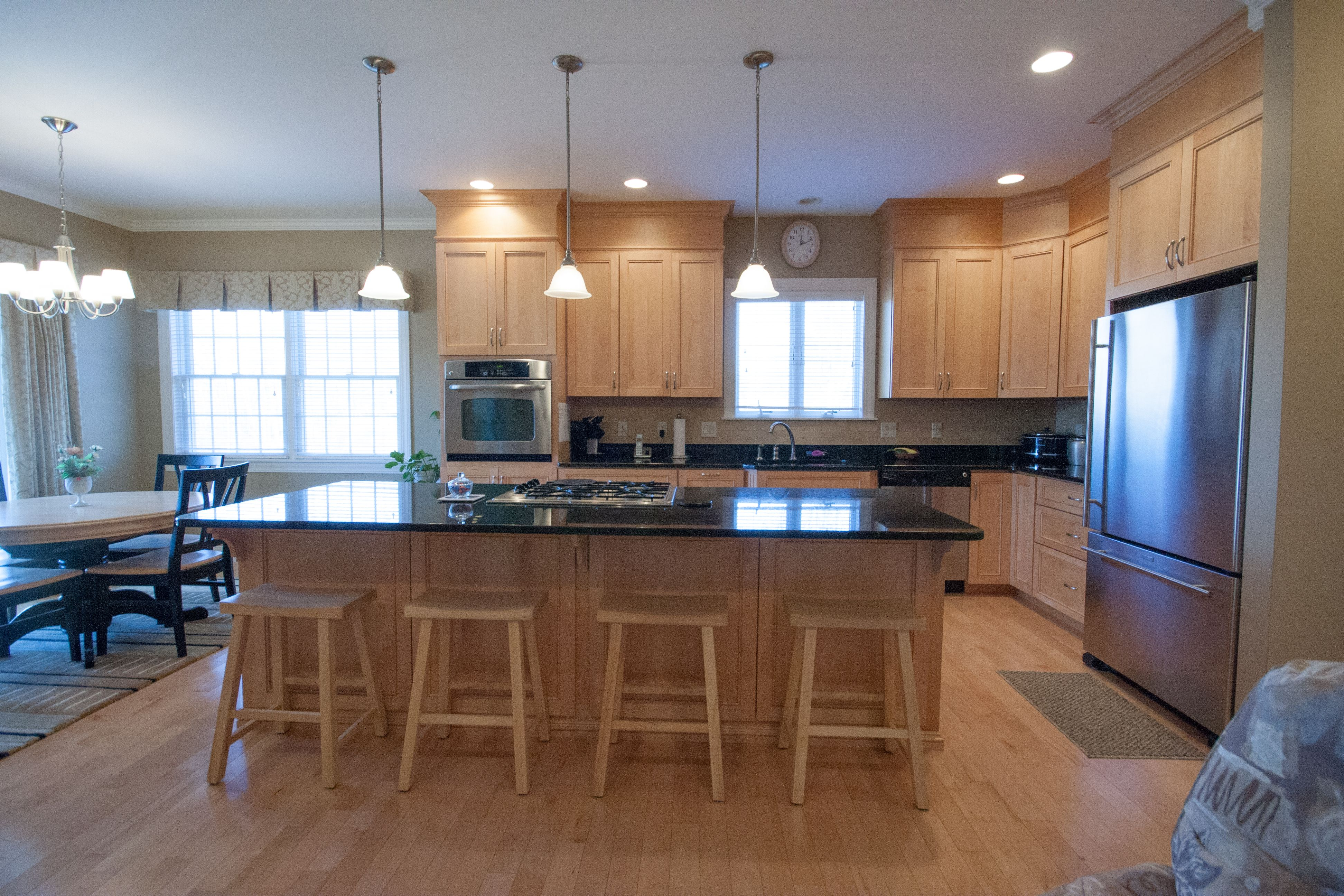 Kitchen featured in the Payson By Davis Construction Services in Burlington, VT
