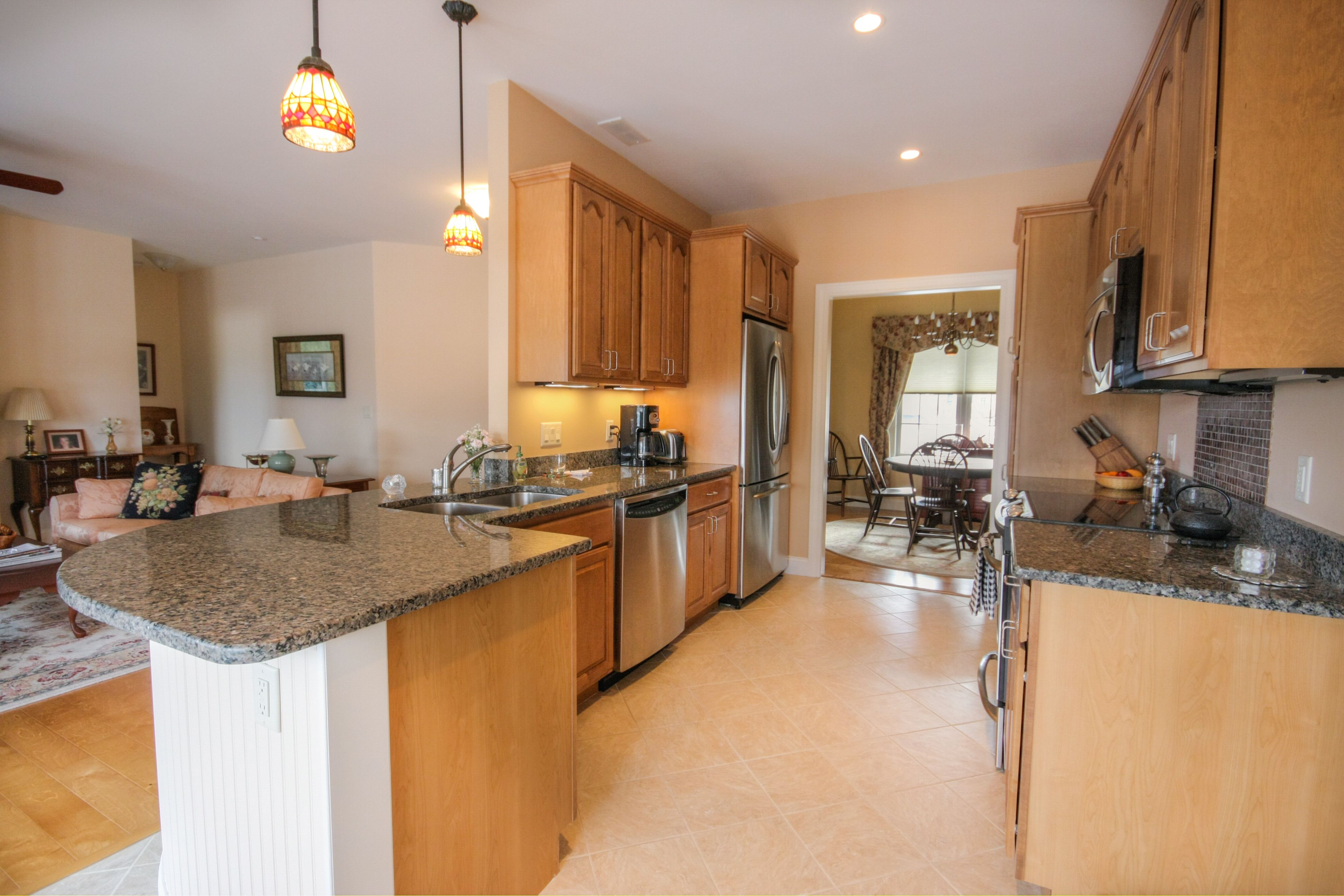 Kitchen featured in the Torrey Pines By Davis Construction Services in Burlington, VT