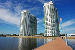 Residence F - Marina Grande on the Halifax: Holly Hill, Florida - Marina Grande on the Hallifax