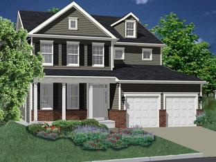 The Greenbrier - The Enclave at Providence: Collegeville, Pennsylvania - DeLuca Homes