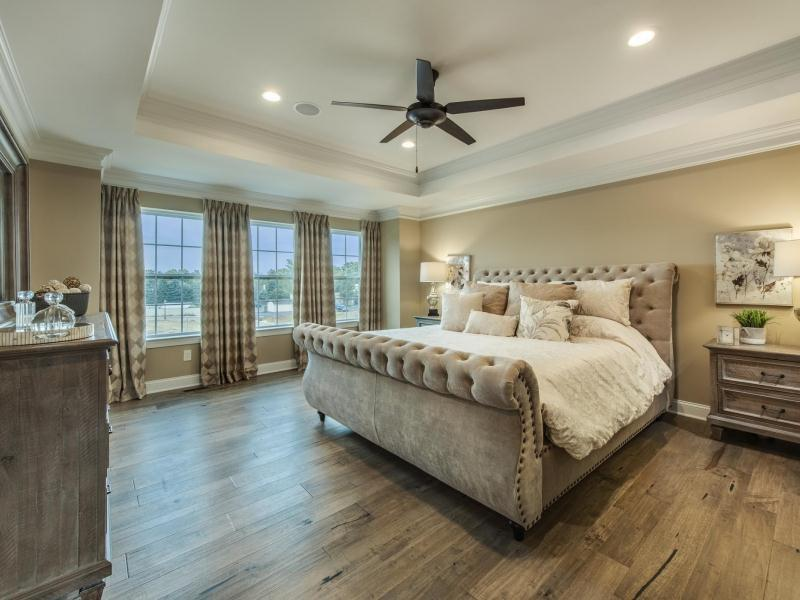 Bedroom featured in The Greenbrier By DeLuca Homes in Philadelphia, PA
