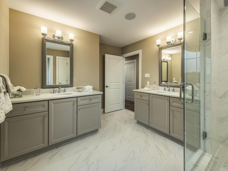 Bathroom featured in The Greenbrier By DeLuca Homes in Philadelphia, PA