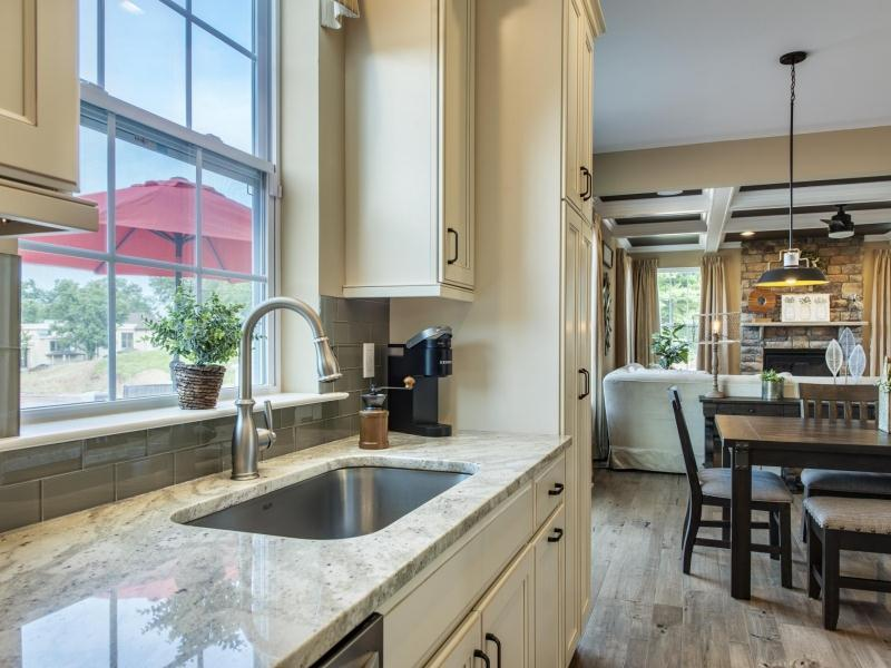 Kitchen featured in The Greenbrier By DeLuca Homes in Philadelphia, PA