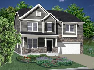 The Augusta - The Enclave at Providence: Collegeville, Pennsylvania - DeLuca Homes