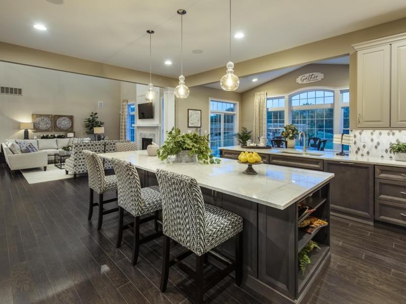 Kitchen featured in The Sycamore By DeLuca Homes in Philadelphia, PA