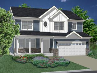 The Kingston - The Enclave at Providence: Collegeville, Pennsylvania - DeLuca Homes