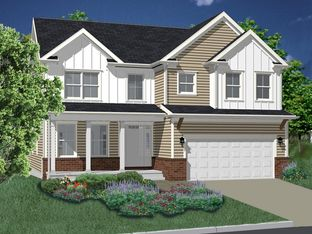 The Lakemoor - The Enclave at Providence: Collegeville, Pennsylvania - DeLuca Homes