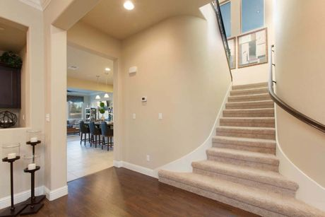 Stairway-in-Residence 350i-at-Envision at Loma Vista-in-Clovis