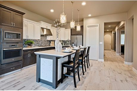 Kitchen-in-Residence 350i-at-RidgeView-in-Clovis