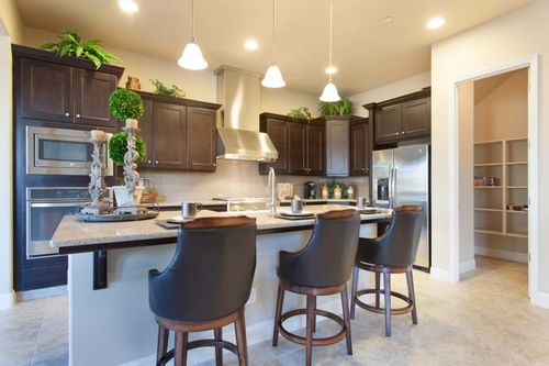 Kitchen-in-Residence 350i-at-The Highlands-in-Clovis