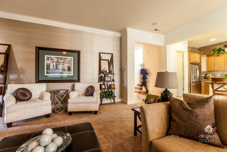 Greatroom-and-Dining-in-Residence 320i-at-The Highlands-in-Clovis